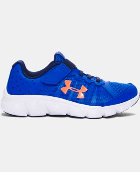 Boys' Pre-School UA Assert 6 Running Shoes LIMITED TIME: FREE SHIPPING 3 Colors $54.99