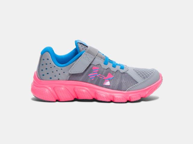 Girls  Pre-School UA Assert 6 AC Running Shoes  aee0e836c