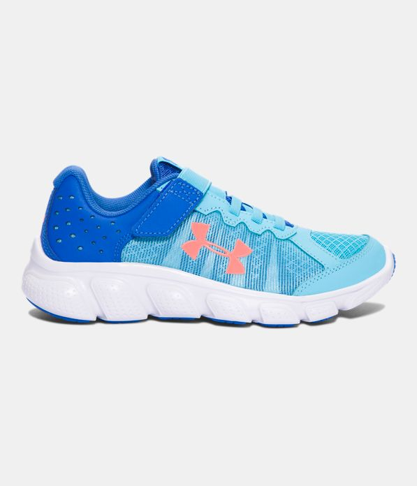 f1ebfaa015 Girls  Pre-School UA Assert 6 AC Running Shoes