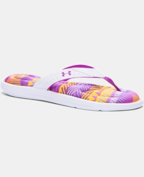 Women's UA Marbella Tropic Sandals LIMITED TIME: FREE SHIPPING 1 Color $26.99