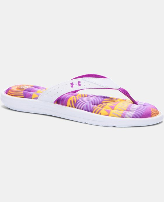 Women's UA Marbella Tropic Sandals LIMITED TIME: FREE U.S. SHIPPING 1 Color $20.24