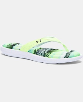 Women's UA Marbella Tropic Sandals  1 Color $34.99