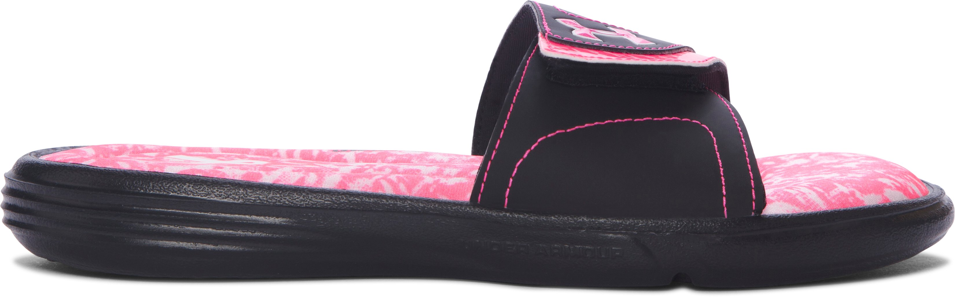 Women S Ua Power In Pink 174 Ignite Vii Slides Under Armour Us