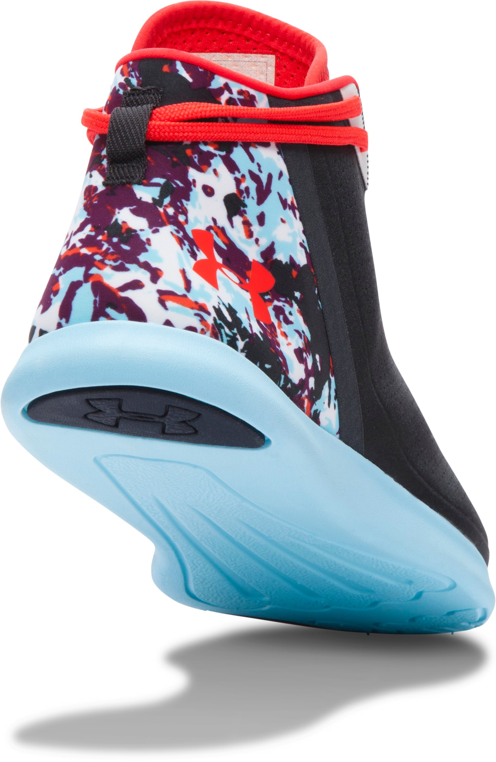 Women's UA StudioLux™ Mid Cover, ANTHRACITE