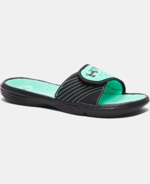 Women's UA Micro G® EV II Slides  2 Colors $26.99