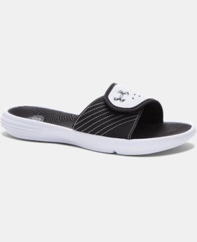 Women's UA Micro G® EV II Slides  2 Colors $29.99
