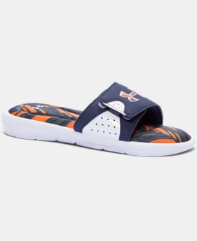 Boys' UA Ignite Banshee II Slides LIMITED TIME: FREE SHIPPING 2 Colors $22.49 to $39.99