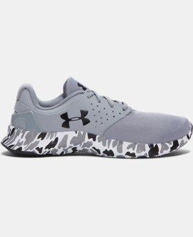 Boys' Grade School UA Flow Camo Running Shoes   $79.99