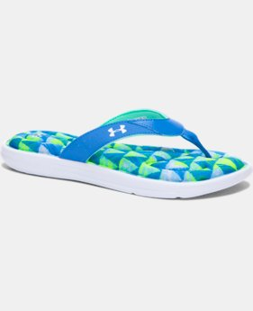 Girls' UA Marbella Flow Sandals   $26.99