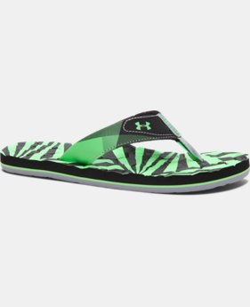 Boys' UA Marathon Key Sandals LIMITED TIME OFFER + FREE U.S. SHIPPING 1 Color $17.24