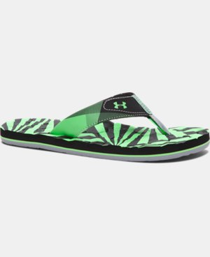 Boys' UA Marathon Key Sandals LIMITED TIME: FREE SHIPPING 1 Color $17.24