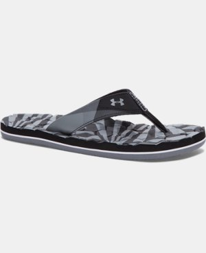 Boys' UA Marathon Key Sandals  1 Color $29.99