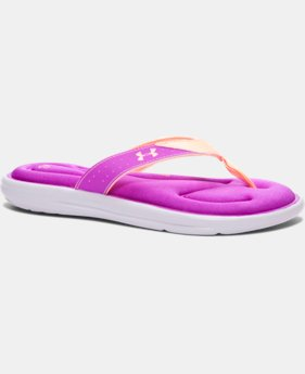 Girls' UA Marbella V Sandals