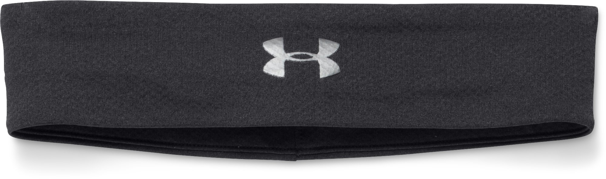 Women's UA Studio Performance Headband, Asphalt Heather
