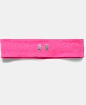 Women's UA Studio Performance Headband  1 Color $17.99