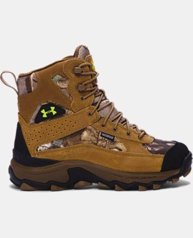 Kids' UA Speed Freek Bozeman Hunting Boots