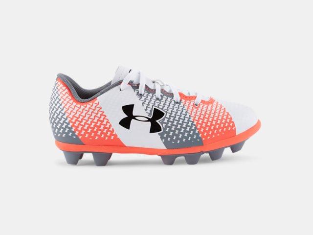 Kids  UA CF Force HG Jr. Soccer Cleats  c26f7382e5