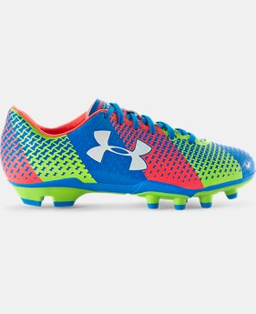 Women's UA CF Force FG Soccer Cleats LIMITED TIME: FREE SHIPPING  $44.99
