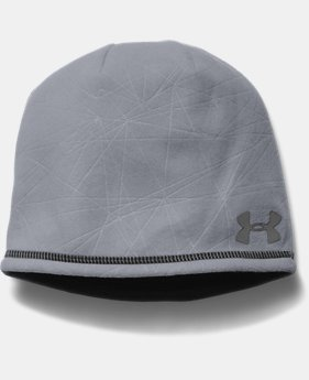 Men's UA ColdGear® Infrared Emboss Run Beanie