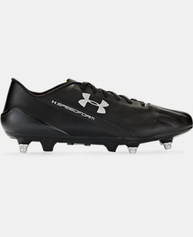 Men's UA SpeedForm® CRM LTHR Soccer Cleats  1 Color $229.99