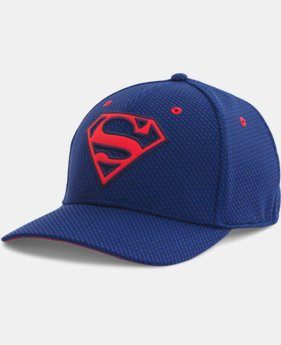 Men's Under Armour® Alter Ego Superman Low Crown Cap