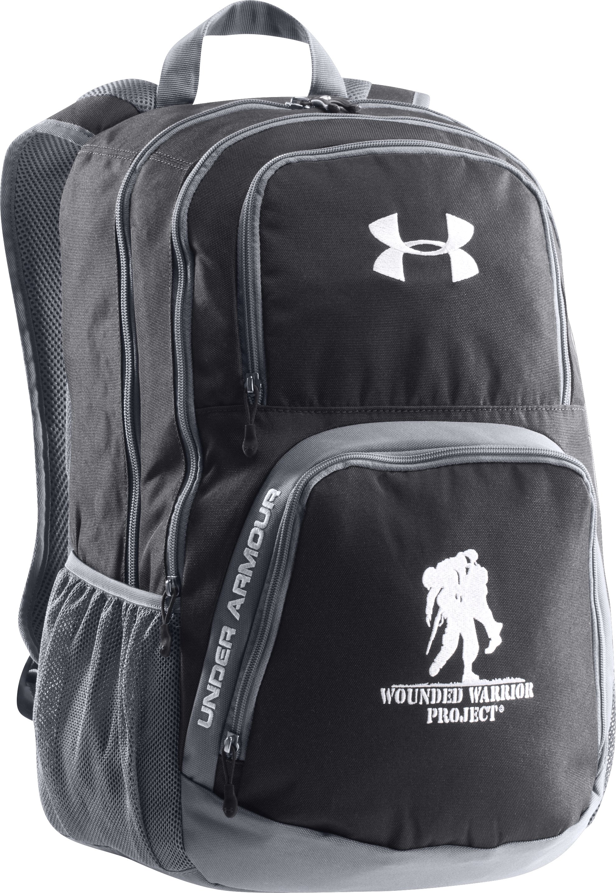 WWP Challenge Backpack Gift, Black , zoomed image