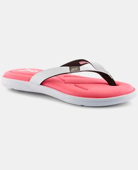Women's UA Marbella Power In Pink® IV Sandals