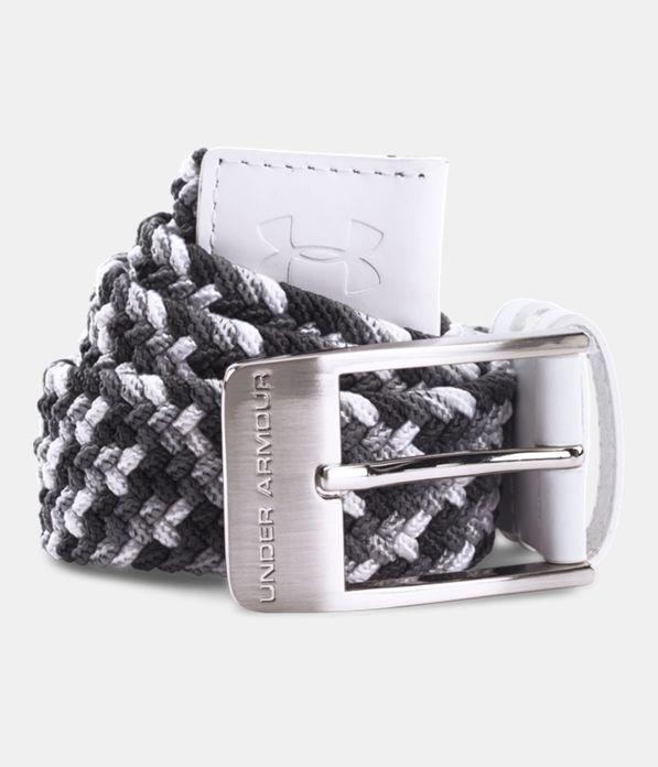 d09b4c4405 Men's UA Braided Belt