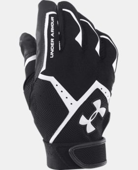 Men's UA Clean-Up VI Batting Gloves  2 Colors $24.99