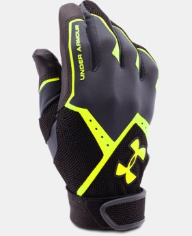 Men's UA Clean-Up VI Batting Gloves LIMITED TIME: FREE U.S. SHIPPING 1 Color $18.99