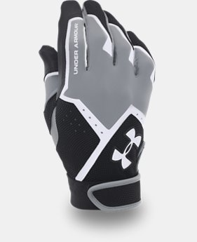 Men's UA Clean-Up VI Batting Gloves   $24.99