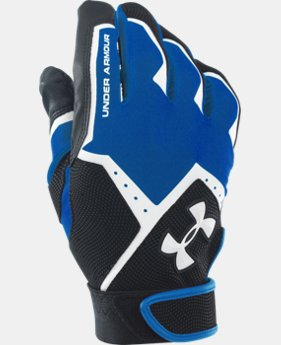 Men's UA Clean-Up VI Batting Gloves