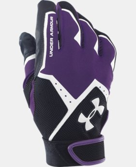 Men's UA Clean-Up VI Batting Gloves LIMITED TIME: FREE SHIPPING 2 Colors $29.99