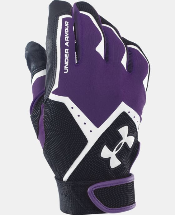 Men's UA Clean-Up VI Batting Gloves LIMITED TIME: FREE SHIPPING 1 Color $29.99