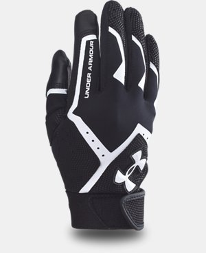 Boys' UA Clean-Up VI Batting Gloves   $24.99