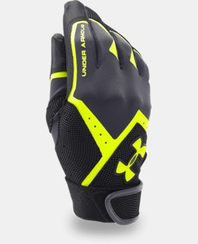 Boys' UA Clean-Up VI Batting Gloves  1 Color $18.99