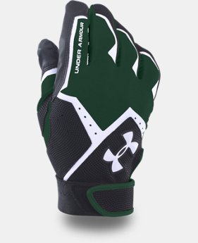 Best Seller Boys' UA Clean-Up VI Batting Gloves LIMITED TIME: FREE U.S. SHIPPING 2 Colors $19.99