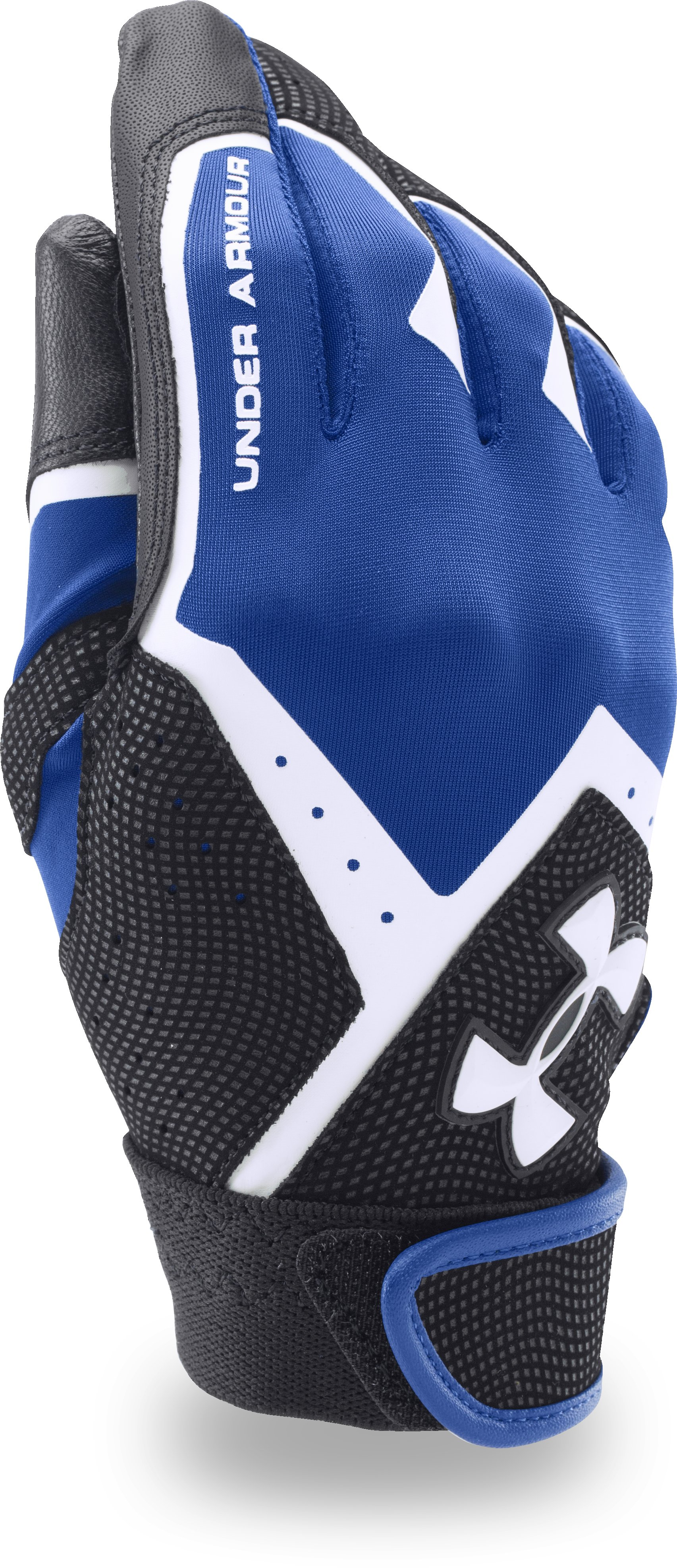 royal gloves Boys' UA Clean-Up VI Batting Gloves Great gloves !...Good pruduct...He loves them!!