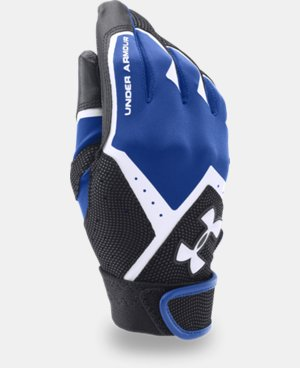 New Arrival  Boys' UA Clean-Up VI Batting Gloves LIMITED TIME: FREE SHIPPING 1 Color $24.99