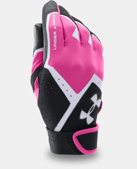 Best Seller Boys' UA Clean-Up VI Batting Gloves   $19.99