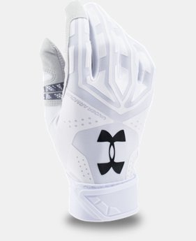 Men's UA Motive Batting Gloves  4 Colors $23.99