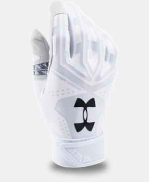 Men's UA Motive Batting Gloves  4 Colors $17.99 to $23.99
