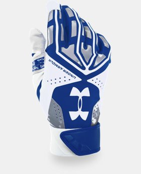 Men's UA Motive Batting Gloves LIMITED TIME: FREE U.S. SHIPPING 1 Color $17.99