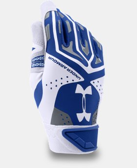 Boys' UA Motive Batting Gloves  1 Color $17.99 to $22.99