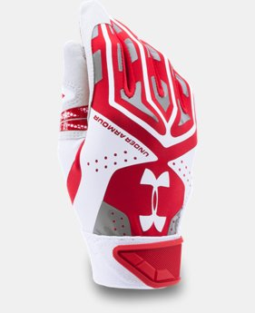 Boys' UA Motive Batting Gloves