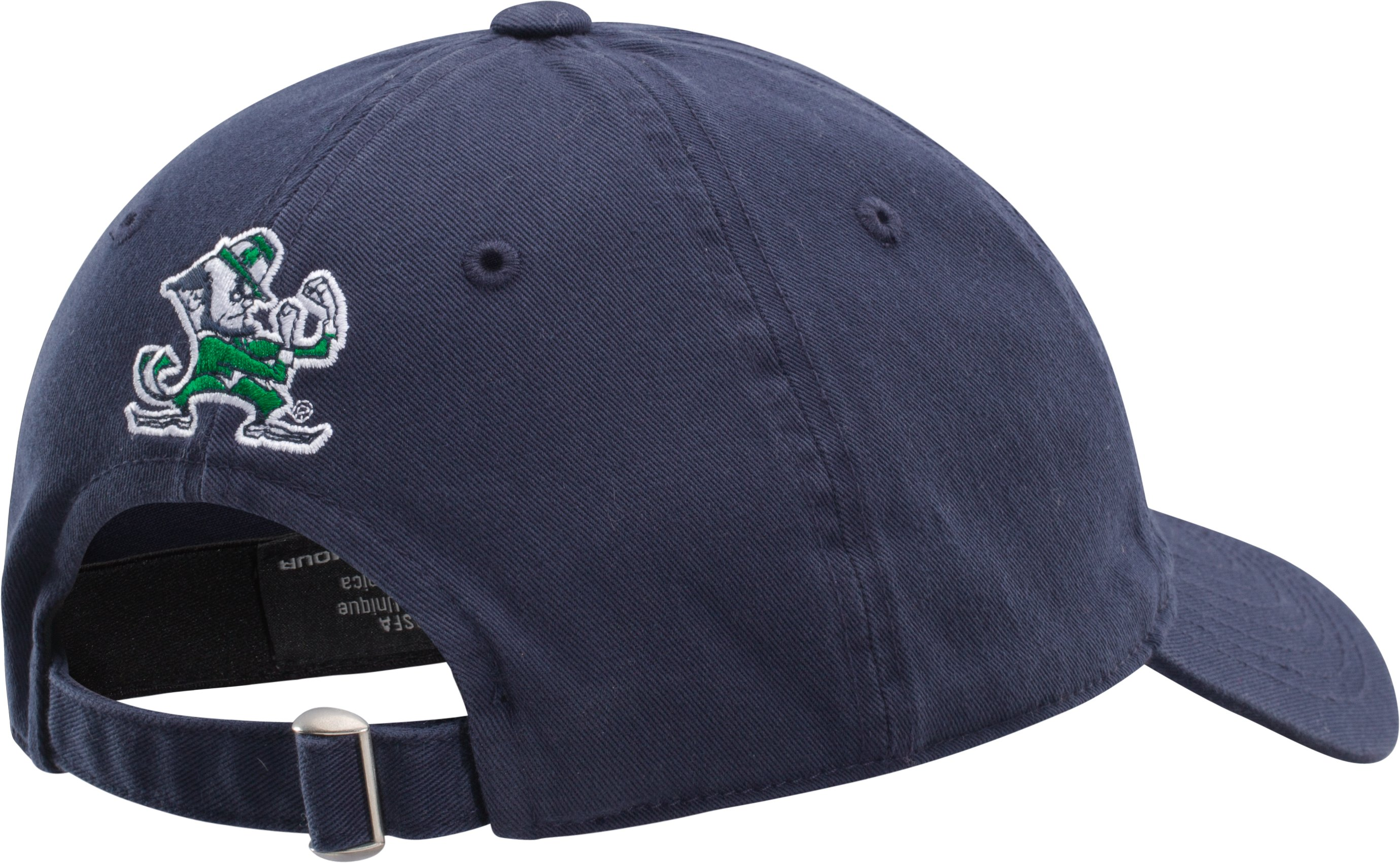 Men's Notre Dame Under Armour® Legacy Cap, Midnight Navy