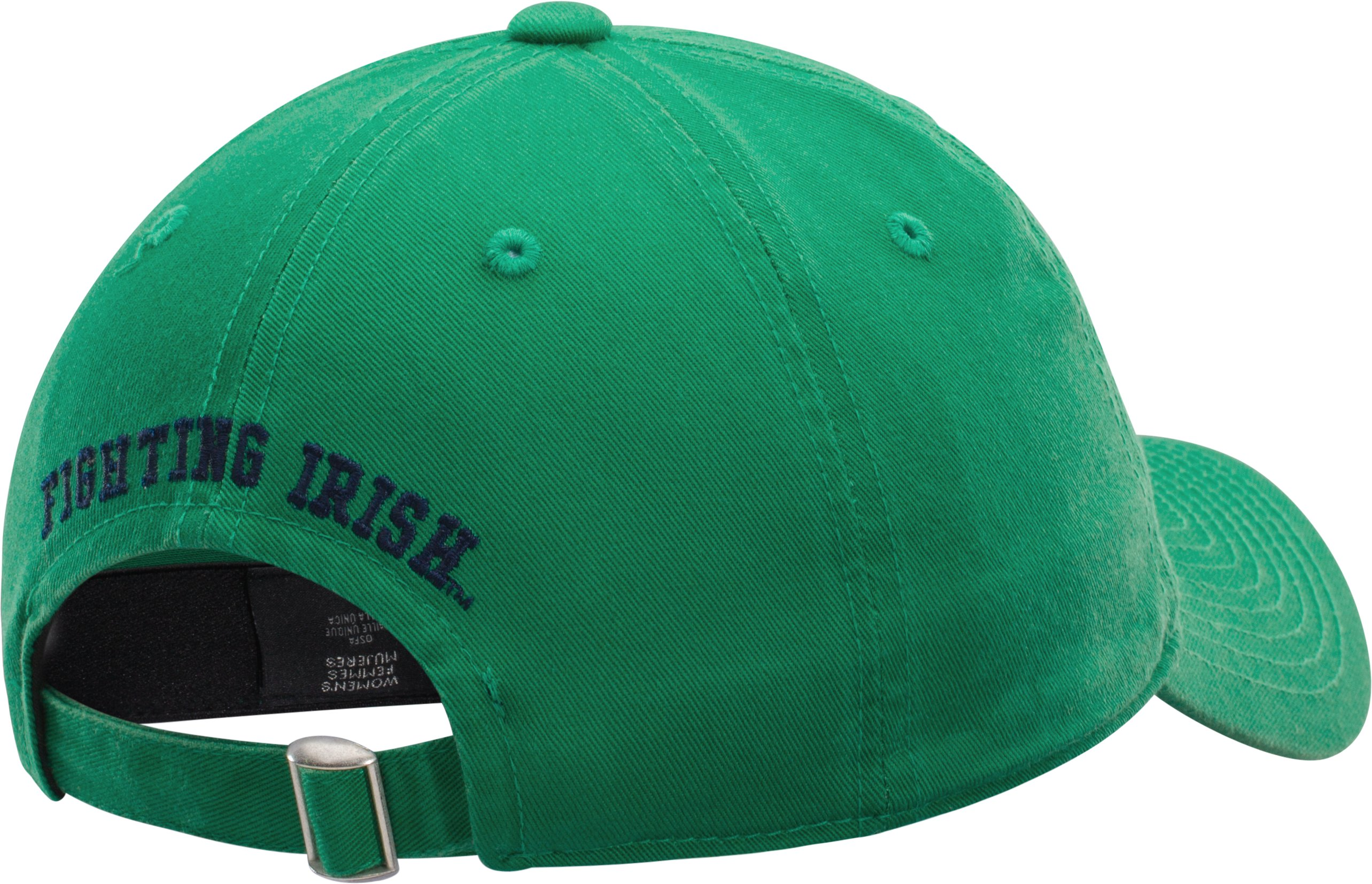 Women's Notre Dame Under Armour® Legacy Cap, Team Kelly Green