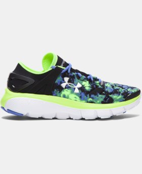 Girls' Grade School UA SpeedForm® Fortis Atom