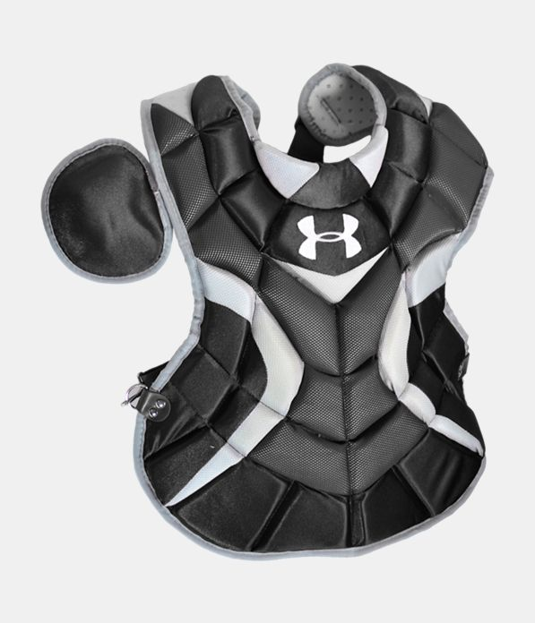 Youth Ua Pro Catchers Chest Protector 12 16 Under Armour Us