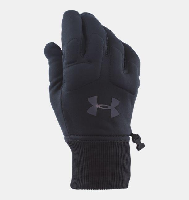Men s UA ColdGear® Infrared Armour® Fleece Gloves  4154b71948e7
